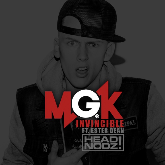Mgk Invincible